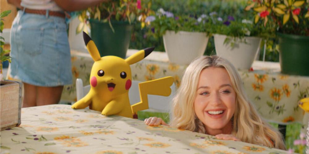 """Katy Perry - """"Electric"""" από το """"Pokemon 25: The Album"""