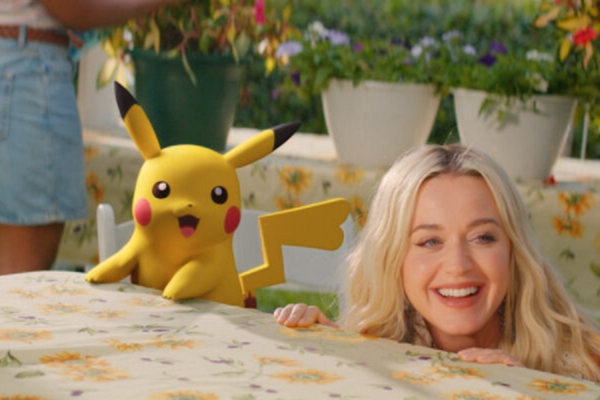 "Katy Perry – ""Electric"" από το ""Pokemon 25: The Album"