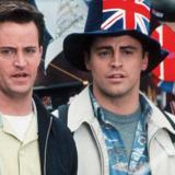 """Ο Matt Le Blanc αποκάλυψε ποιο επεισόδιο των """"Friends"""" βρήκε """"χαζό"""" ο Matthew Perry"""