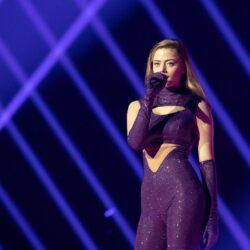 Eurovision 2021: Eντυπωσίασε η Στεφανία και στη 2η της πρόβα για την Ελλάδα