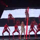 Η Έλενας Τσαγκρινού έκανε την πρώτη της πρόβα στην σκηνή της Eurovision 2021