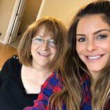 Δύσκολες ώρες για την Maria Menounos: Έφυγε από τη ζωή η μητέρα της