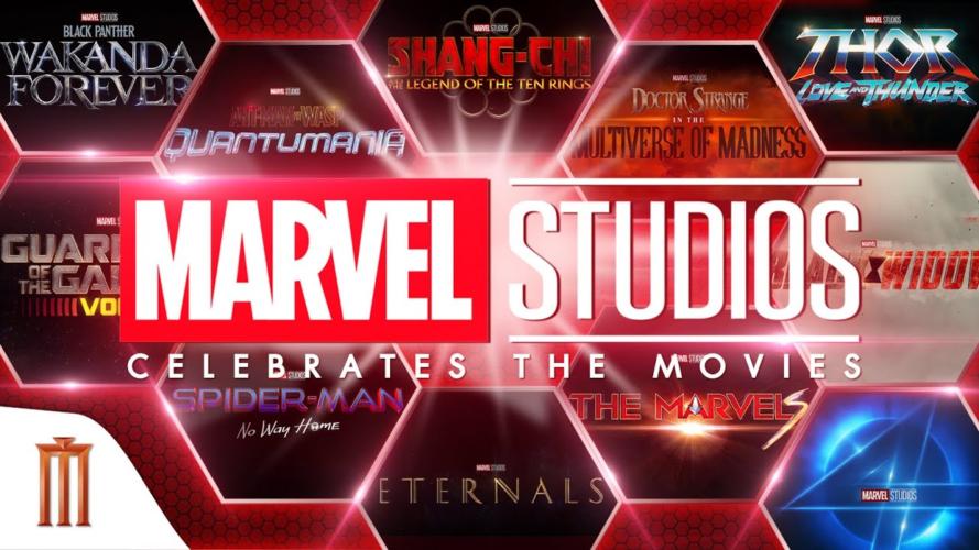 """Το Marvel Studios παρουσιάζει το trailer του """"Celebrate the Movies"""""""