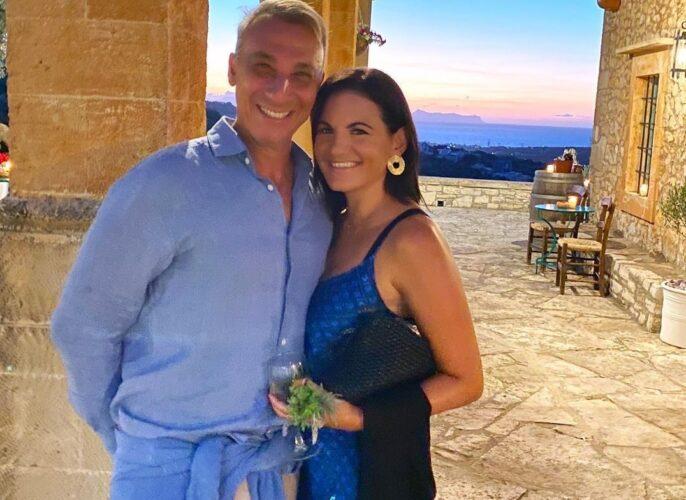 Όλες οι λεπτομέρειες για τον γάμο της Όλγας Κεφαλογιάννη και του Μίνου Μάτσα