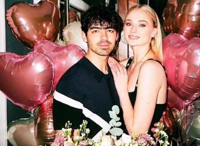 Οι αδημοσίευτες φωτογραφίες της Sophie Turner από τον γάμο της με τον Joe Jonas στο Las Vegas