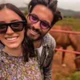 Οι ευχές του Γιώργου Καράβα στην σύζυγο του Ραφαέλα Ψαρρού για την ονομαστική της εορτή