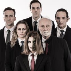 Αντιγόνη: Πρεμιέρα στο Θέατρο Βράχων