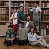 Οι Άθικτοι (The Intouchables) για πρώτη φορά στην Ελλάδα τη θεατρική σεζόν 2021-2022