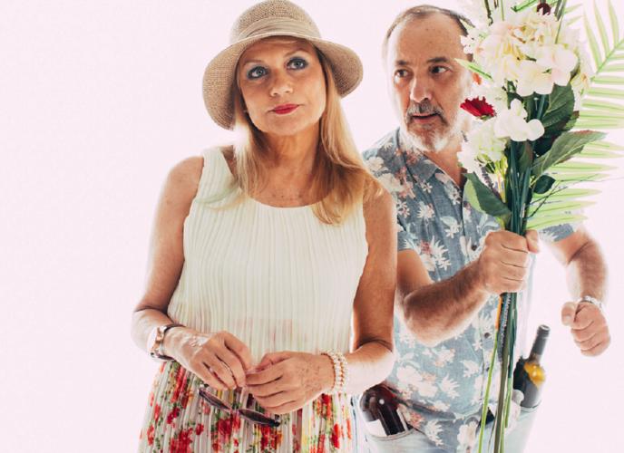 Ο Κήπος του Bruce Gouch με τον Στέλιο Μάινα και την Κάτια Σπερελάκη σε καλοκαιρινή περιοδεία