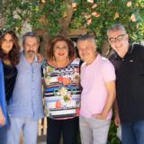 """Συμπέθεροι από τα Τίρανα: Κυκλοφορήσαν τα πρώτα """"ξεκαρδιστικά"""" trailer της νέας σειράς του Mega"""