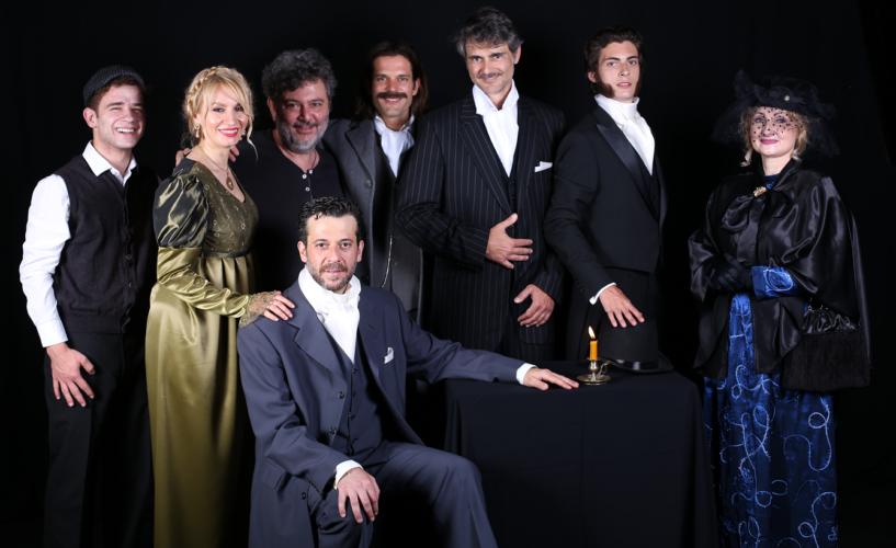 Θέατρο ΑΘΗΝΑ: Βραδιά για την επέτειο ίδρυση της Φιλικής Εταιρείας