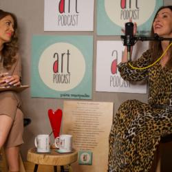 Όλα όσα είπε η Ευρυδίκη στη Γιώτα Τσιμπρικίδου και στο #27 Art Podcast !