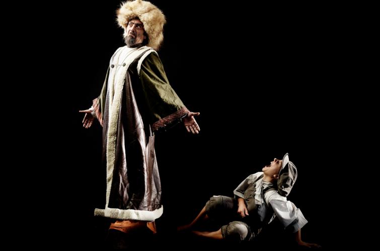 """Ο Θίασος Θέατρο του Παιδιού παρουσιάζει σε καλοκαιρινή περιοδεία την παιδική παράσταση """"Ο Εγωιστής Γίγαντας"""" του Όσκαρ Ουάιλντ"""