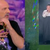 """Άφωνος ο Νίκος Μουτσινάς με την """"εισβολή"""" της Destiny από την Eurovision στο Καλό Μεσημεράκι"""