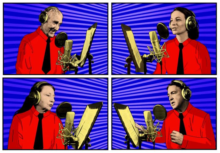 Ἐπί τῆ ἐκλείψει τοῦ Κόσμου τοῦ αὐθάδους… | Podcasts καλοκαιριού στο θέατρο Σταθμός