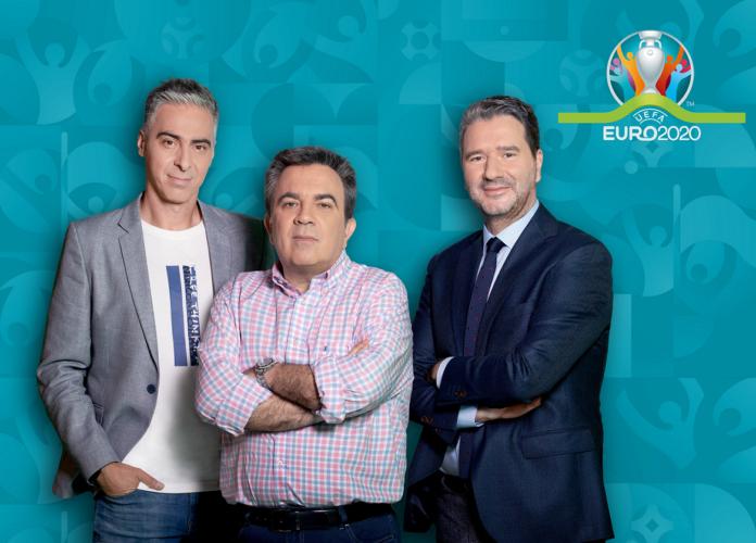 Ο μεγάλος τελικός του Euro 2020: Ποδοσφαιρική πανδαισία στον ΑΝΤ1