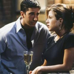 "Friends: Τελικά ήταν ""σε διάλειμμα"" ο Ross και η Rachel;"
