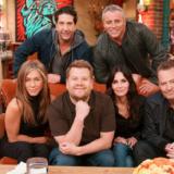 Το «απρόοπτο» του James Corden στo Carpool Karaoke με τους πρωταγωνιστές των Friends