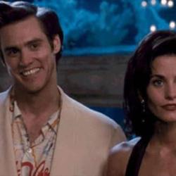 Η Courteney Cox παραδέχτηκε τον «πλατωνικό της έρωτα» με τον Jim Carrey