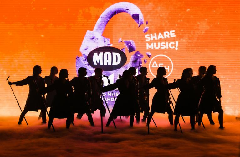 Τα Mad Video Music Awards 2021 από τη ΔΕΗ ξεπέρασαν τις 10 εκατομμύρια προβολές στο YouTube!