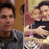 Friends: O σκηνοθέτης της σειράς αποκάλυψε γιατί απουσίαζαν από το reunion ο Paul Rudd και ο Cole Sprouse