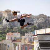 Red Bull Art of Motion: Ο μεγαλύτερος αγώνας freerunning ζωντανά στο MEGA