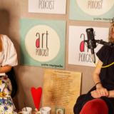 Η Πέγκυ Τρικαλιώτη εξιστορεί στη Γιώτα Τσιμπρικίδου και στο Art Podcast #24 μια πορεία χρόνων…