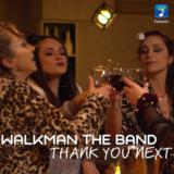 Walkman the band «Thank You, Next» Νέο τραγούδι αποκλειστικά στο Spotify!