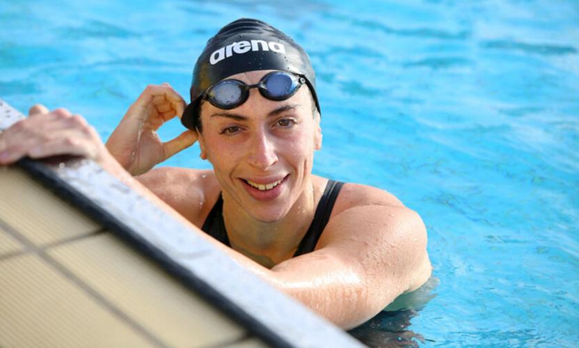 Κολύμβηση: Πανελλήνιο ρεκόρ η Ντουντουνάκη στα 200μ. πεταλούδα