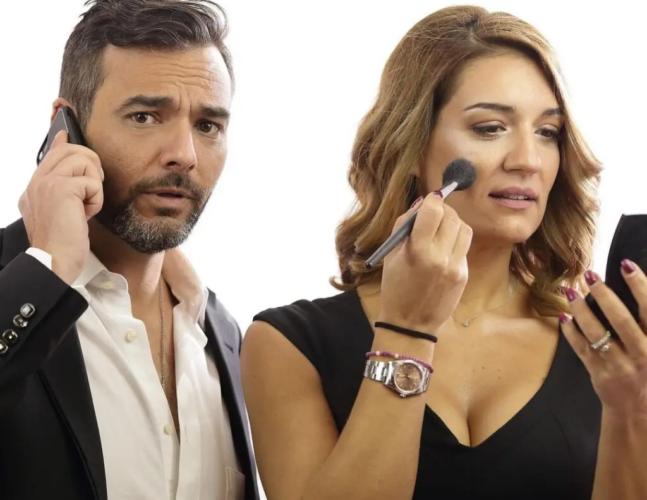 Ο Γιώργος Καρτελιάς και η Ελίνα Παπίλα είναι το νέο πρωινό τηλεοπτικό δίδυμο του Star   Η επίσημη ανακοίνωση