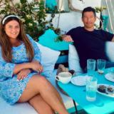 """Η Δανάη Μπάρκα και ο Απόστολος Ρουβάς κάνουν κοινές διακοπές μετά το τέλος του """"Πάμε Δανάη"""""""