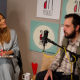 Ο Θοδωρής Τσάτσος μιλάει στη Γιώτα Τσιμπρικίδου σε ένα artpodcast που θα σε κάνει να ξανασκεφτείς το όραμα της δικής σου ζωής