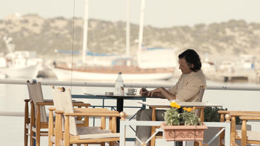 Καρτ ποστάλ: Με τους Μαρία Ναυπλιώτου, Γιάννο Περλέγκα, Χαρά Μάτα Γιαννάτου στα γυρίσματα του νέου επεισοδίου της σειράς