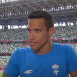 Ο Κώστας Φιλιππίδης αποκλείστηκε από τους Ολυμπιακούς Αγώνες και ανακοίνωσε πως θα γίνει μπαμπάς