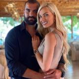 Η Τζούλια Νόβα και ο Μιχάλης Βιτζηλαίος παντρεύτηκαν με πολιτικό γάμο λίγο πριν γίνουν γονείς