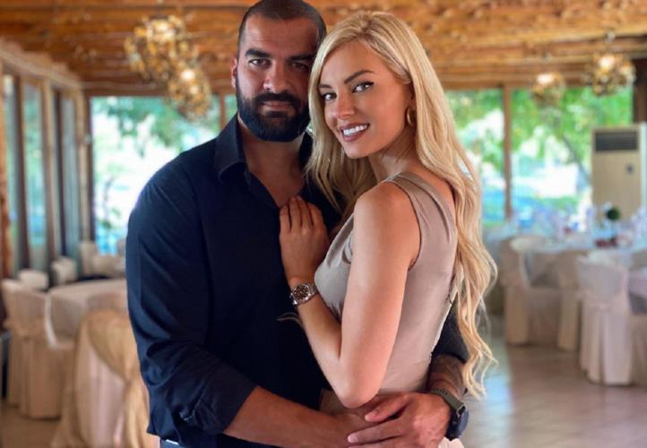 Η Τζούλια Νόβα αποκάλυψε πως παντρεύεται με τον σύντροφό της, Μιχάλη Βιτζηλαίο