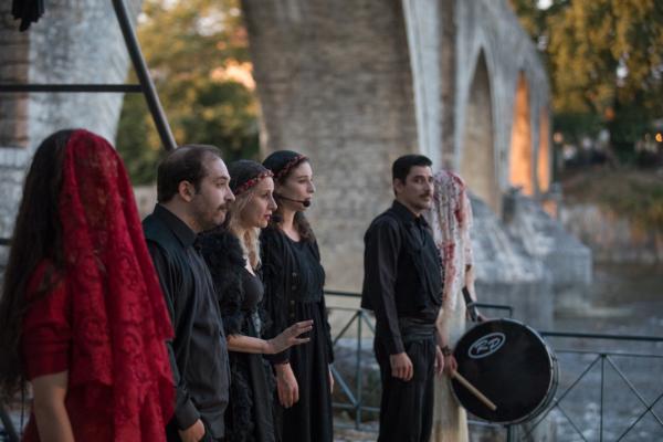 Θέατρο Τέχνης | Το Γεφύρι της Άρτας έρχεται και στην Αθήνα