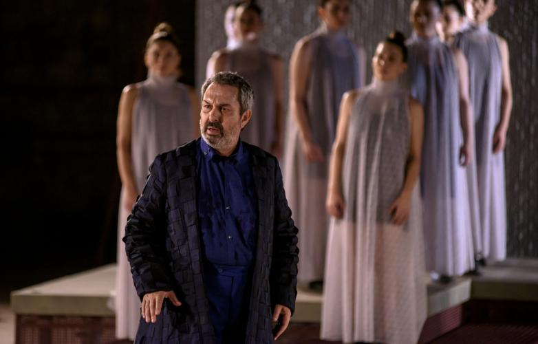 Το Εθνικό Θέατρο παρουσιάζει τις «Φοίνισσες»