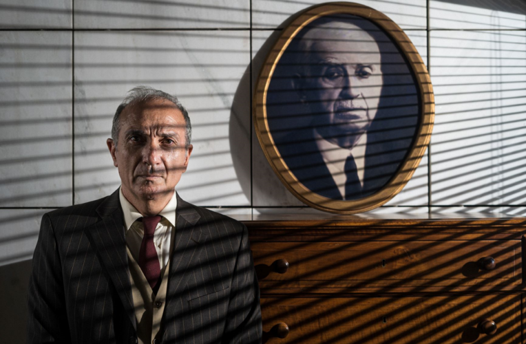 Φύλακας της επανάστασης στο Μέγαρο Δουκίσσης Πλακεντίας & στο Παλαιό Πανεπιστήμιο