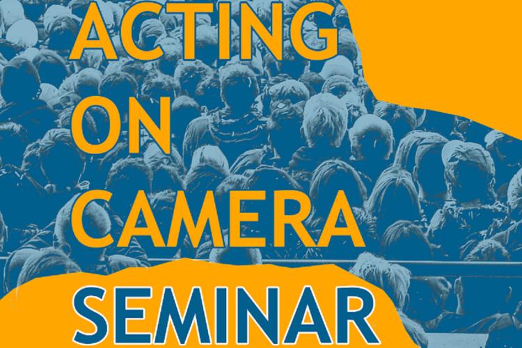 ACTING ON CAMERA SEMINAR | Με τη συμμετοχή 14 σκηνοθετών, ηθοποιών κλπ. + masterclasses στο ΡΟΜΑΝΤΣΟ