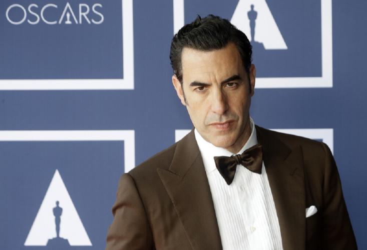 Ο Sacha Baron Cohen τιμήθηκε με το Βραβείο Ειδώλου του περιοδικού GQ