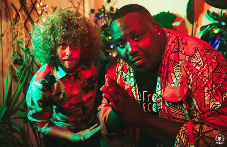 """Ο κιθαρίστας-παραγωγός Borek μαζί με τον Jerome Kaluta κυκλοφορούν το καλοκαιρινό κομμάτι """"Το Θέλεις Mami"""""""