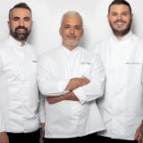 Game of Chefs: Οι τρεις κριτές και τα βιογραφικά τους