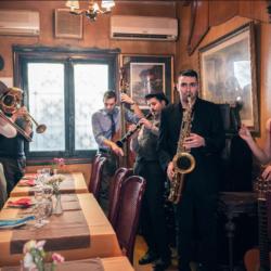 Μία μοναδική jazz swing βραδιά στο Art Farm με τους Jeepers Creepers