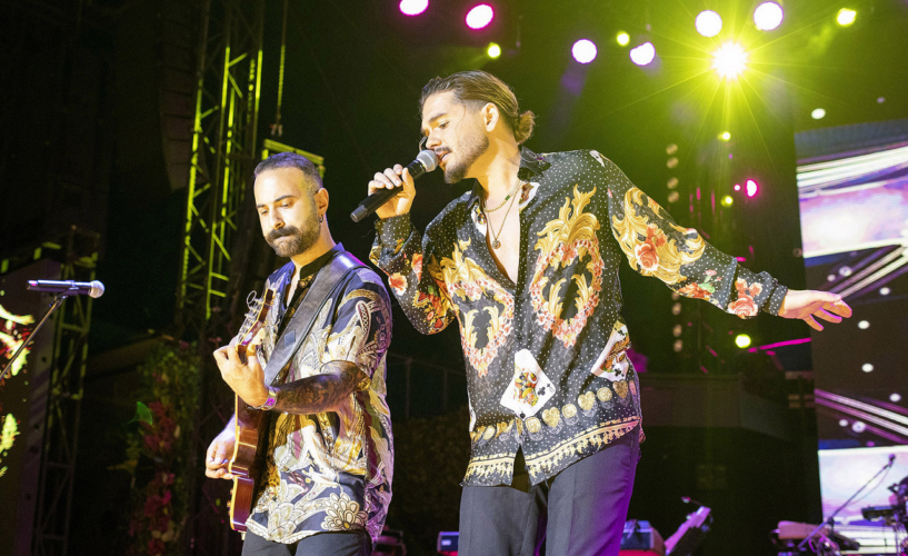 Ξεσήκωσαν οι ΜΕΛΙSSES στις 2 πρώτες sold out συναυλίες στο Θέατρο Άλσος   Νέες ημερομηνίες