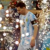 Θρίαμβος της Αργεντινής και του Messi στο «Μαρακανά»