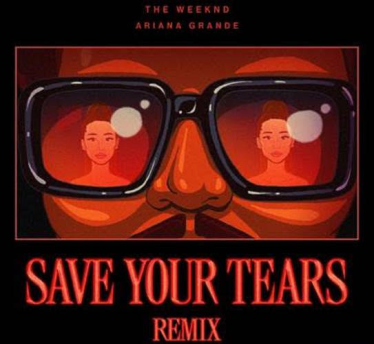 Διεθνές Airplay Chart: #1 - Save Your Tears