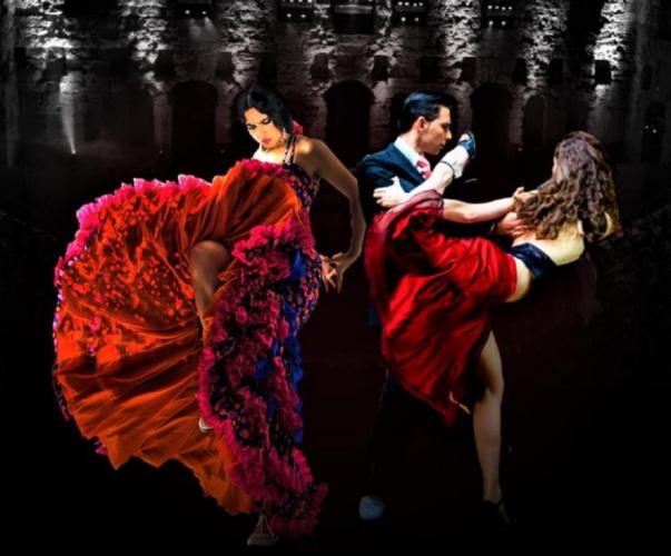 Tango VS Flamenco pasiones // Πάθος και ερωτισμός χορεύουν στο Ηρώδειο