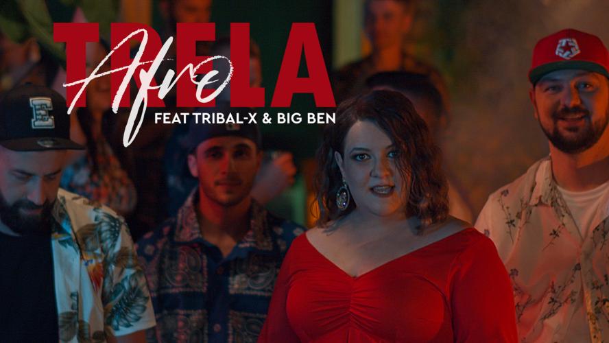 """""""Trela"""" προκαλεί η Afro με το νέο της τραγούδι"""