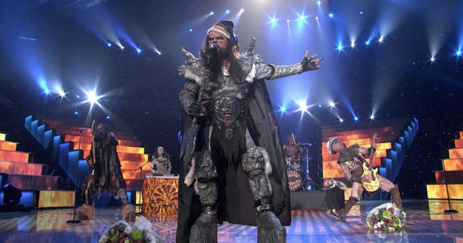 Απολαύστε τη Eurovision 2006 της Αθήνας σε εικόνα υψηλής ευκρίνειας για πρώτη φορά!